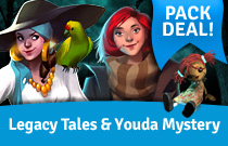 Download and play Youda Mystery and Legacy Pack