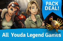 Download and play Youda Legend Pack