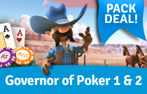 Download and play Governor of Poker Premium Pack