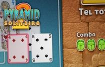 Download en speel Pyramid Solitaire 2Online