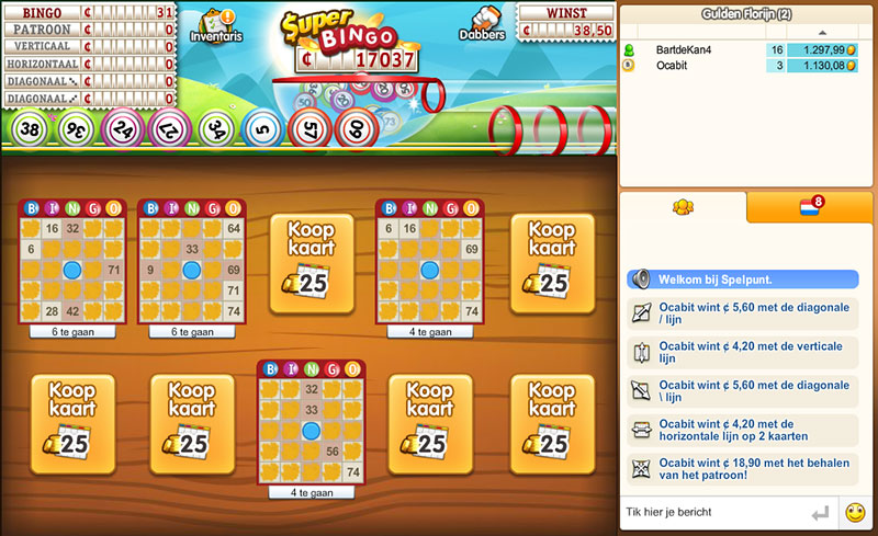 Bingo Live Zahlen