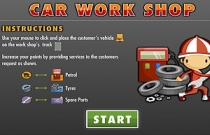 Download and play Car Work ShopOnline