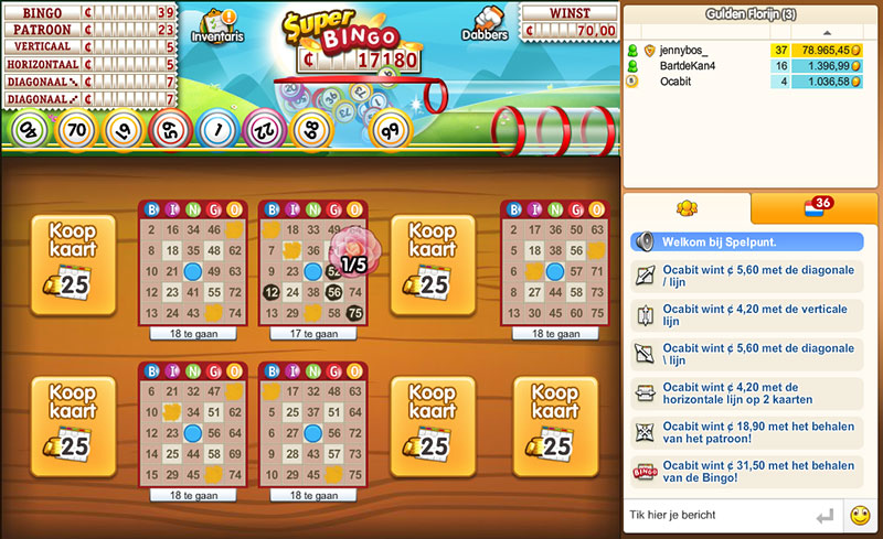 Spiele Multiplayer Bingo - Video Slots Online
