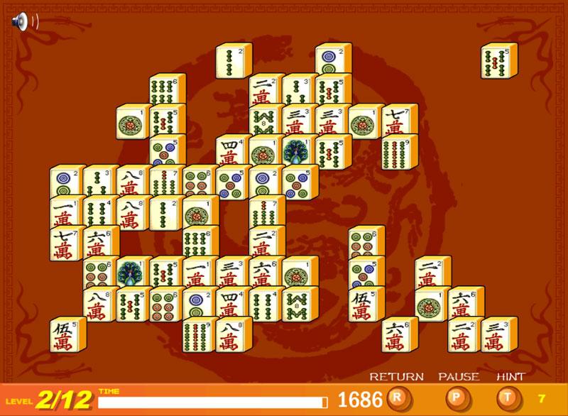 Spielanleitung Mahjong