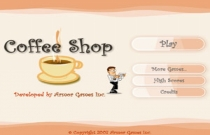 Download and play Coffee ShopOnline