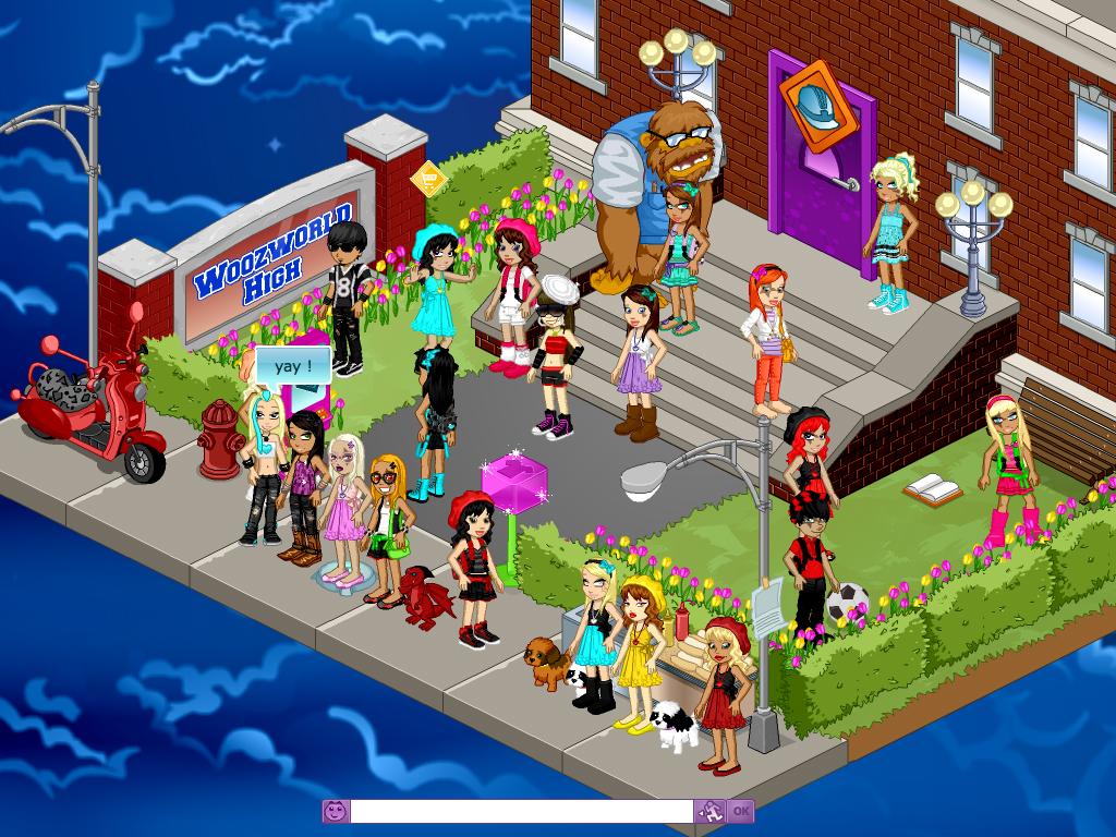 Woozworld - Play Online For Free  Youdagamescom-4562