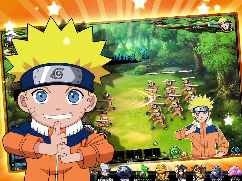 Naruto Online Play Online For Free Youdagames Com