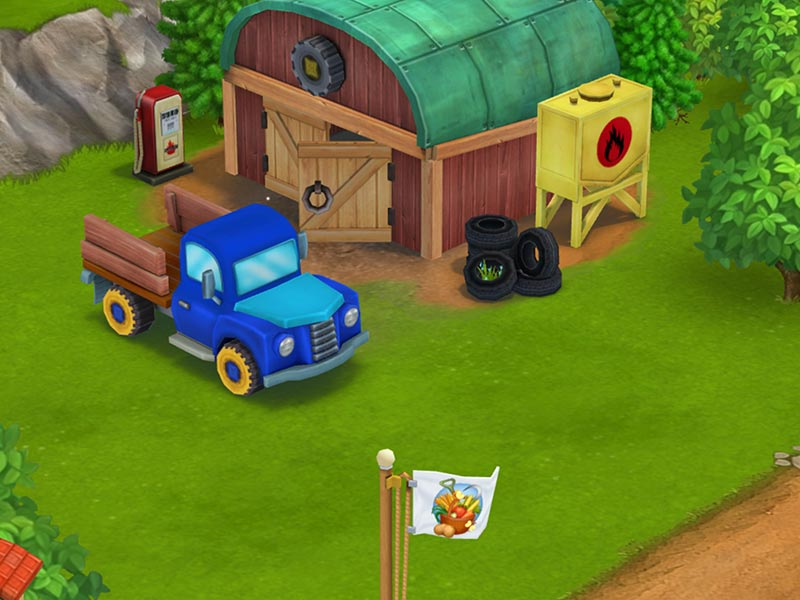 Farm Days Game