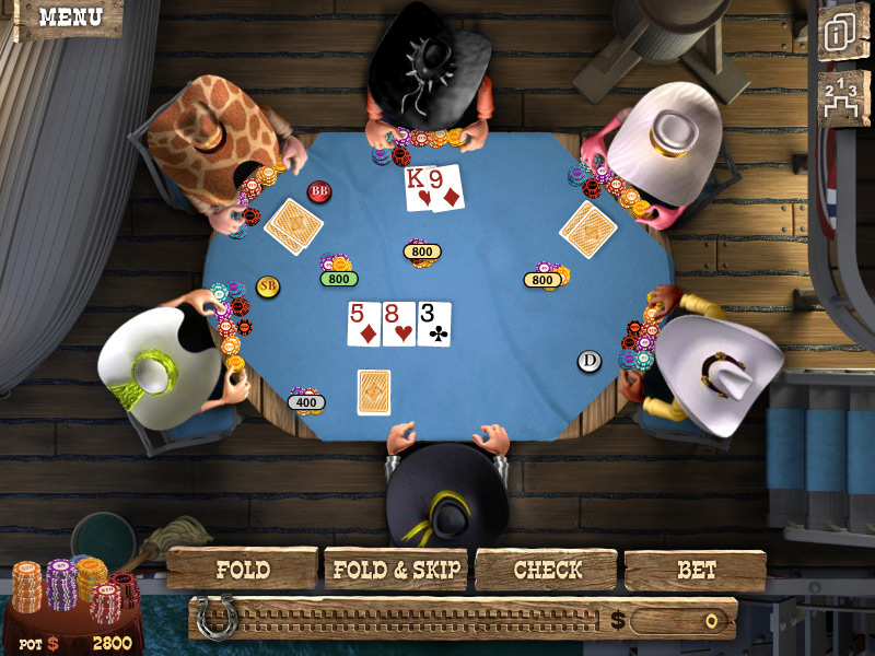 Governor of poker 2 full free online chinese poker open face