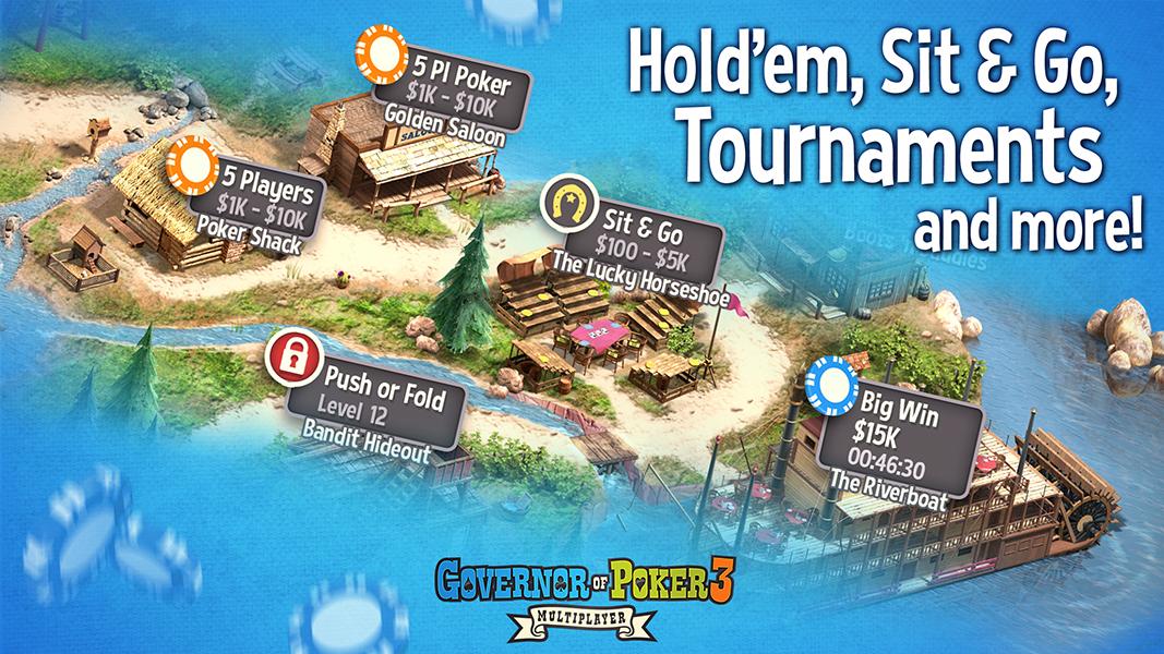 Governor of Poker 3 Free - Downloaden und spielen auf ...