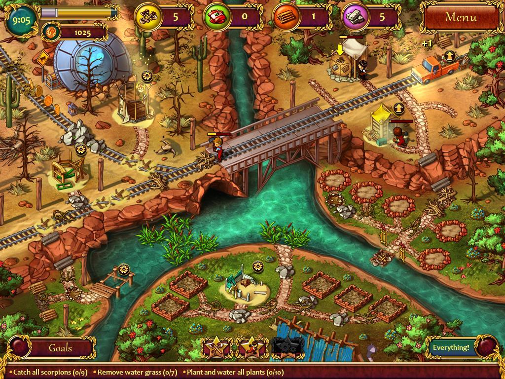 Gardens Inc. 4 - Blooming Stars Platinum Edition   GameHouse