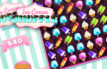 Download and play Ice Cream ShuffleOnline