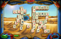 Download and play Art Mahjongg Egypt