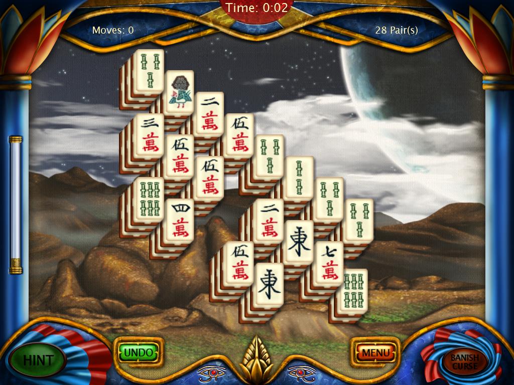mahjongg da