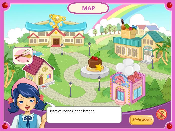 download and play rachels kitchen grandprix cakeonline - Rachels Kitchen