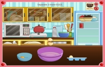 Download en speel Rachels Kitchen Grandprix: CakeOnline