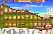 Download en speel Rollercoaster CreatorOnline