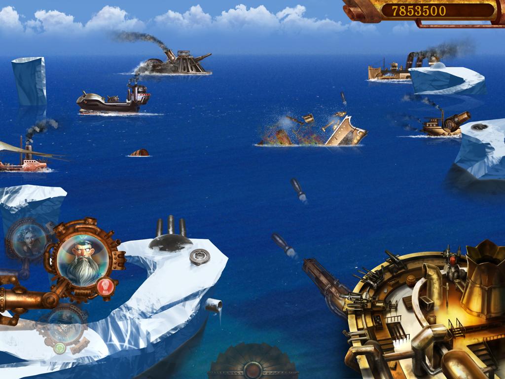 игра адмирал х