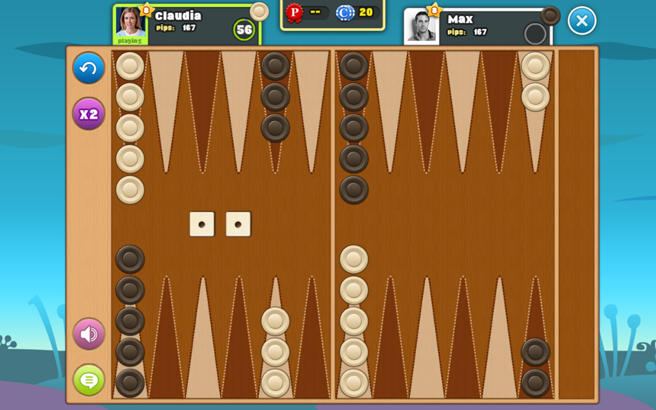 Backgammon On Line