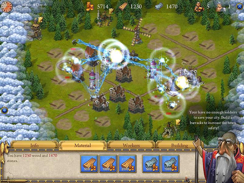 free online kingdom games