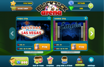 Download and play Blackjack ArenaOnline