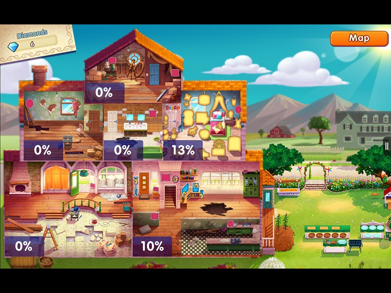 ... Download Und Spiele Delicious Emilys Home Sweet Home ...