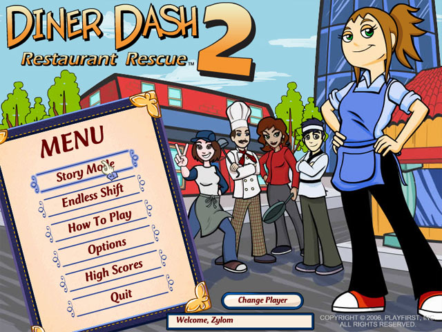 free download game diner dash 5 for pc