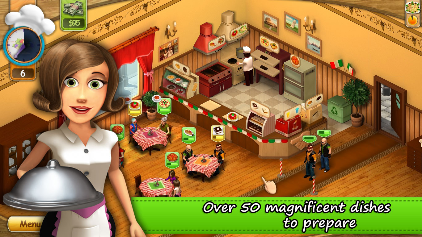 Diner Mania Download And Play On Pc Youdagamescom