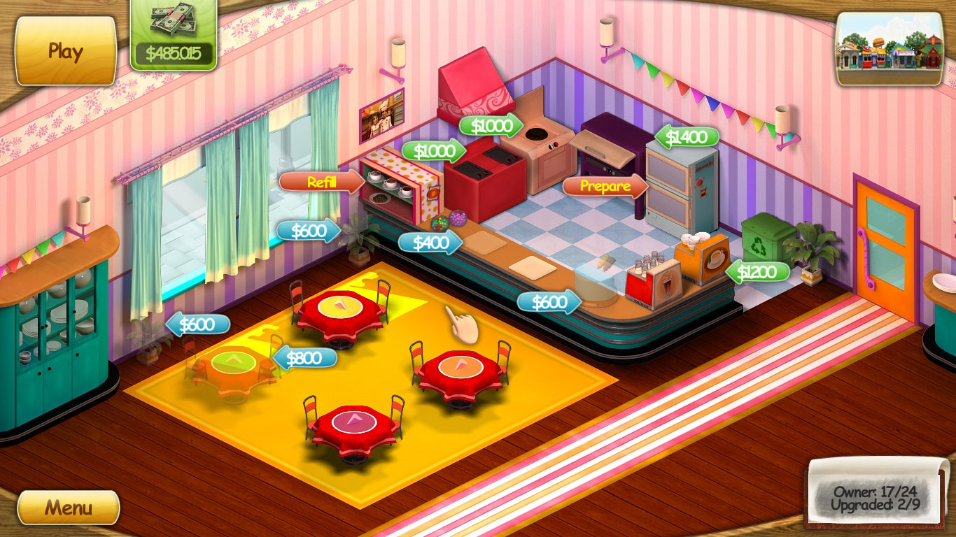 Diner Mania Download And Play On Pc Youdagames Com