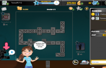 Download and play DominoesOnline