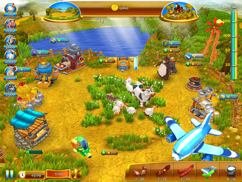 Farm frenzy 4 game free download.