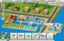 Download and play Green City Go South