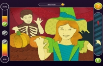 Download and play Halloween Patchwork Trick or Treat