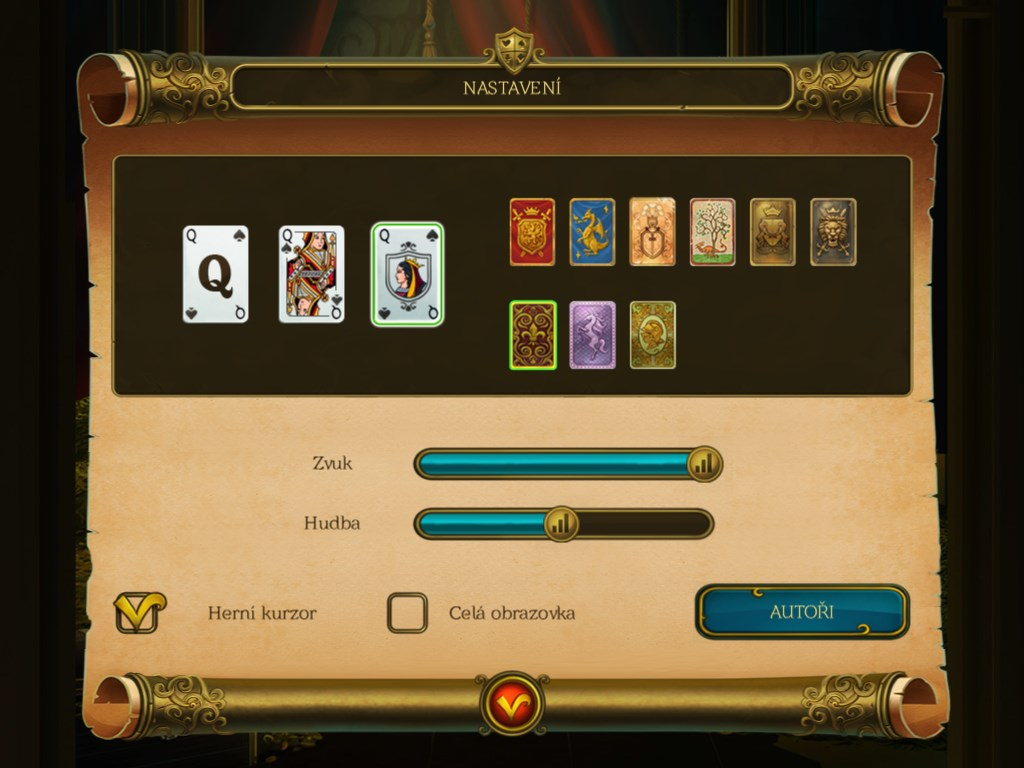 Knight Solitaire 3 - Downloaden und spielen auf PC