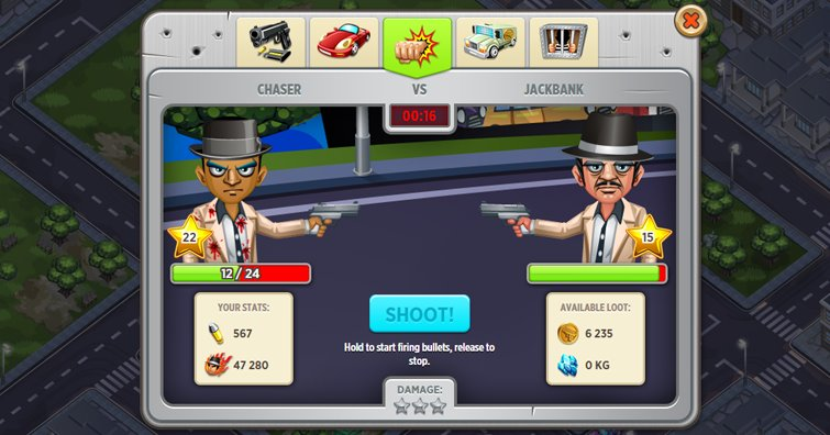 Gangster Game Online Play