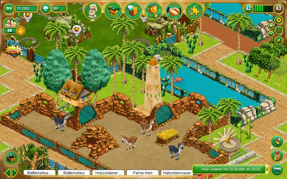 Zoo Game