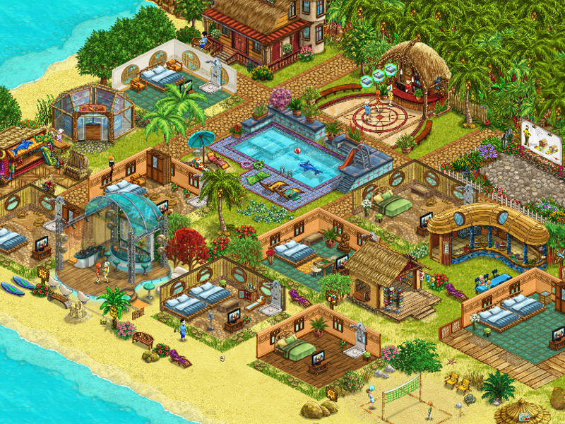 My Free Resort