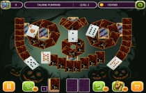 Download and play Solitaire Halloween Story