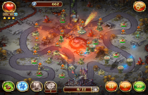 Download and play Toy Defense 3 Fantasy