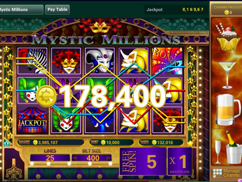 vegas world casino online games