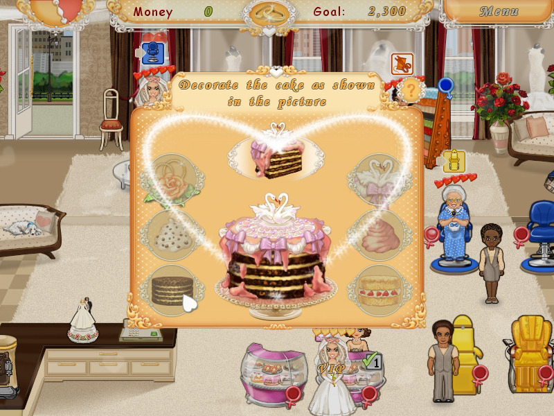 Wedding Salon - Download and play on PC | Youdagames com