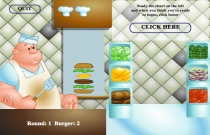 Download and play The Great Burger BuilderOnline