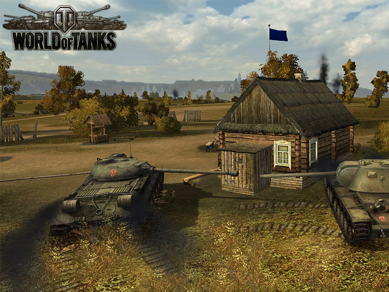 Tanks online game of tank World of
