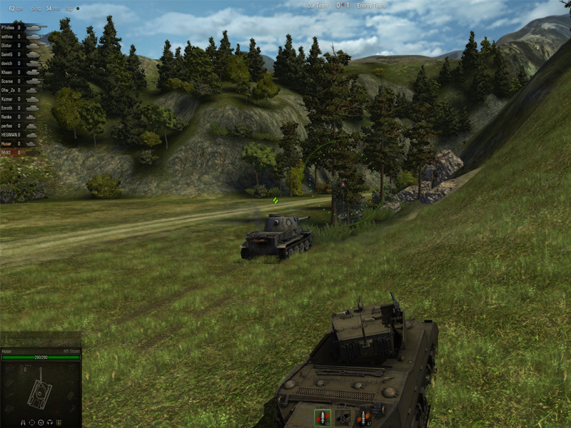 World of Tanks - Play online for free | Youdagames com