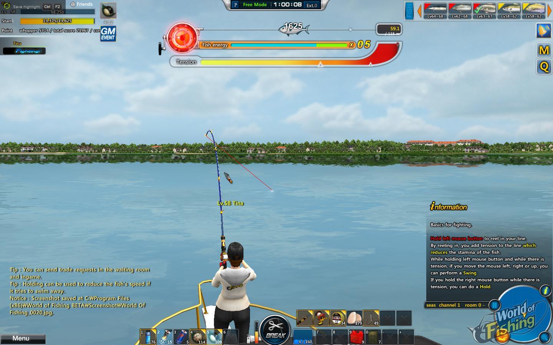 download games fishing