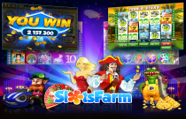 Download and play Slots FarmOnline