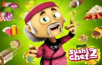 Download en speel Youda Sushi Chef 2