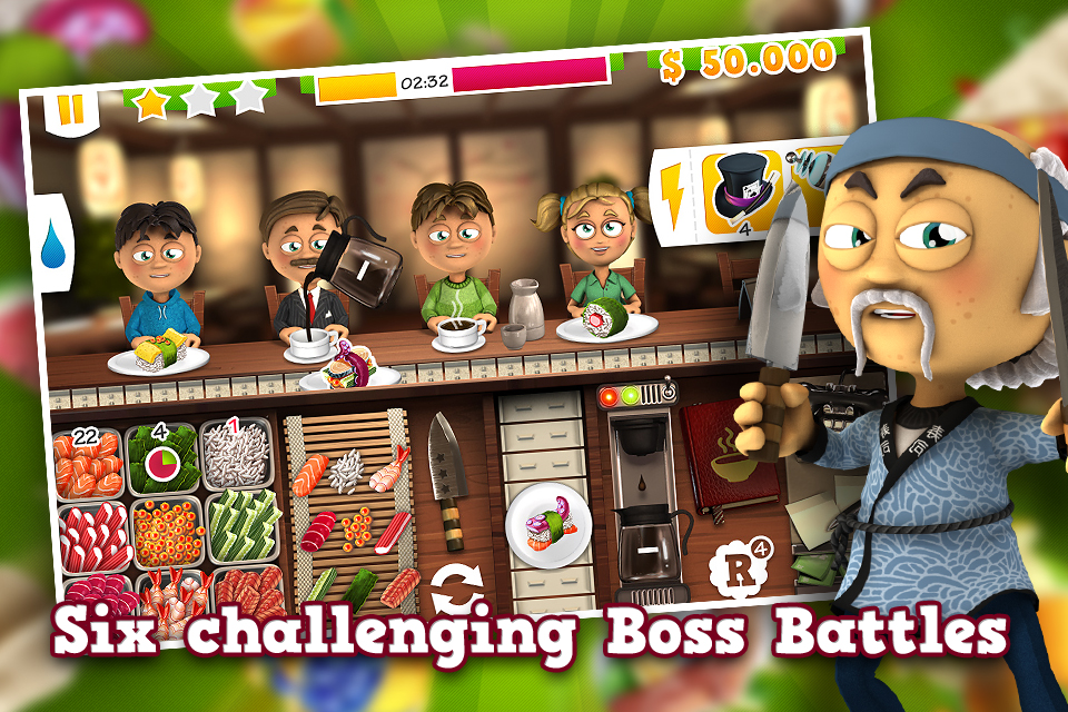 Free download pc games youda sushi chef (full version) ~ download.