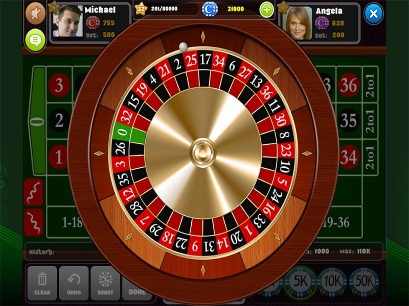 Play European Roulette Online For Fun
