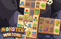 Download and play Monster MahjongOnline